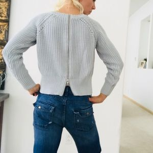 Zara sweater!